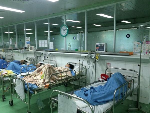 Mô hình lắp đặt và hoạt động của hệ thống chuông gọi y tá